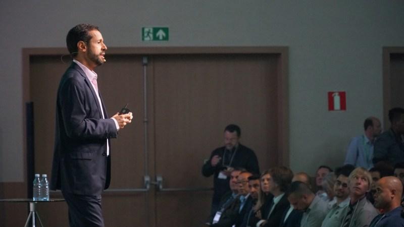 Marcos Matias, presidente da operação brasileira da Schneider Electric