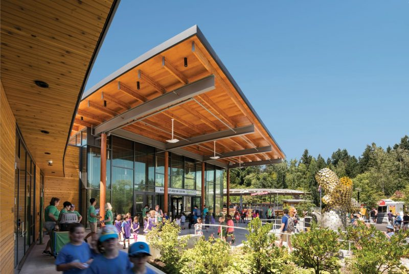 Oregon Zoo Education Center
