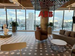 ABB inaugura nova sede