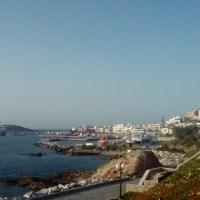 Food, Booze, and Hospitality:  The Off-Season in Naxos