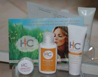 HC Natural Care cosmesi naturale