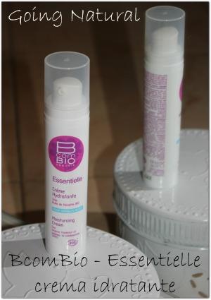 BcomBio - Essentielle crema idratante