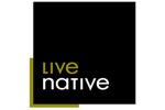 Logo Live Native Living skincare