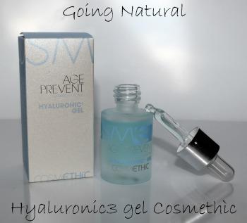 Cosmethìc hyaluronic3 gel
