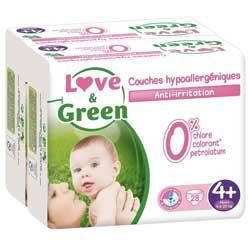 love & green pannolini biodegradabili