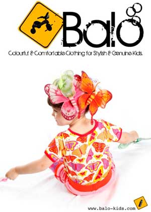 Balò Kids abbigliamento biologico