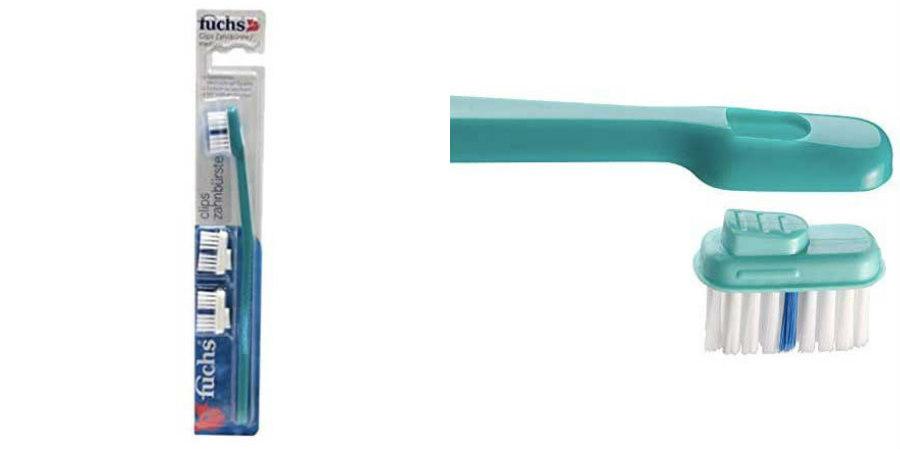 spazzolini ecologici fuchs
