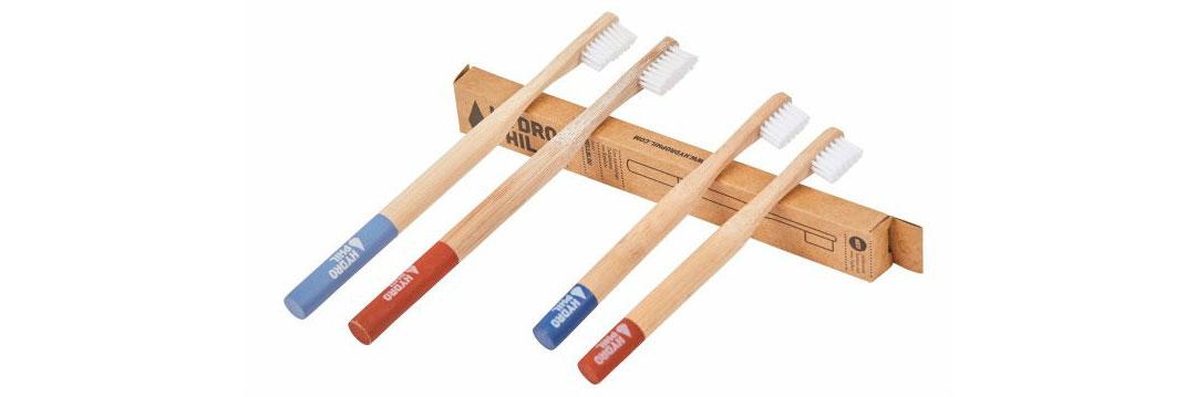 spazzolini in bambù hydrophil