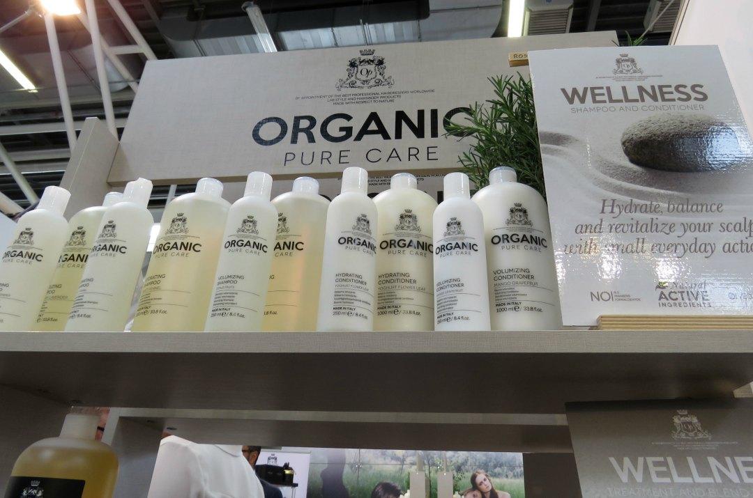 cosmoprof 2017 organic pure care