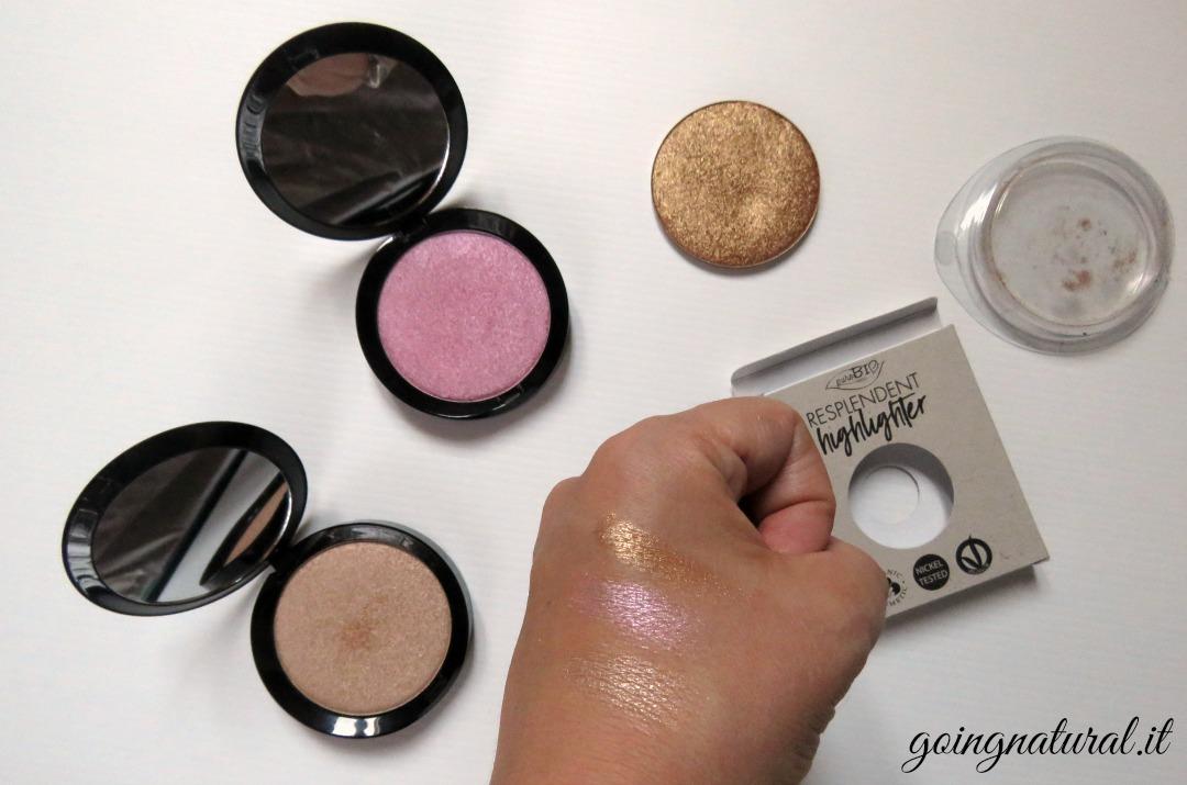 resplendent highlighter purobio cosmetics