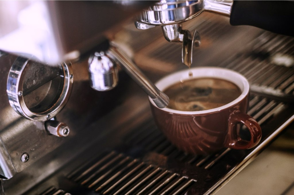 decalcificare macchina caffè