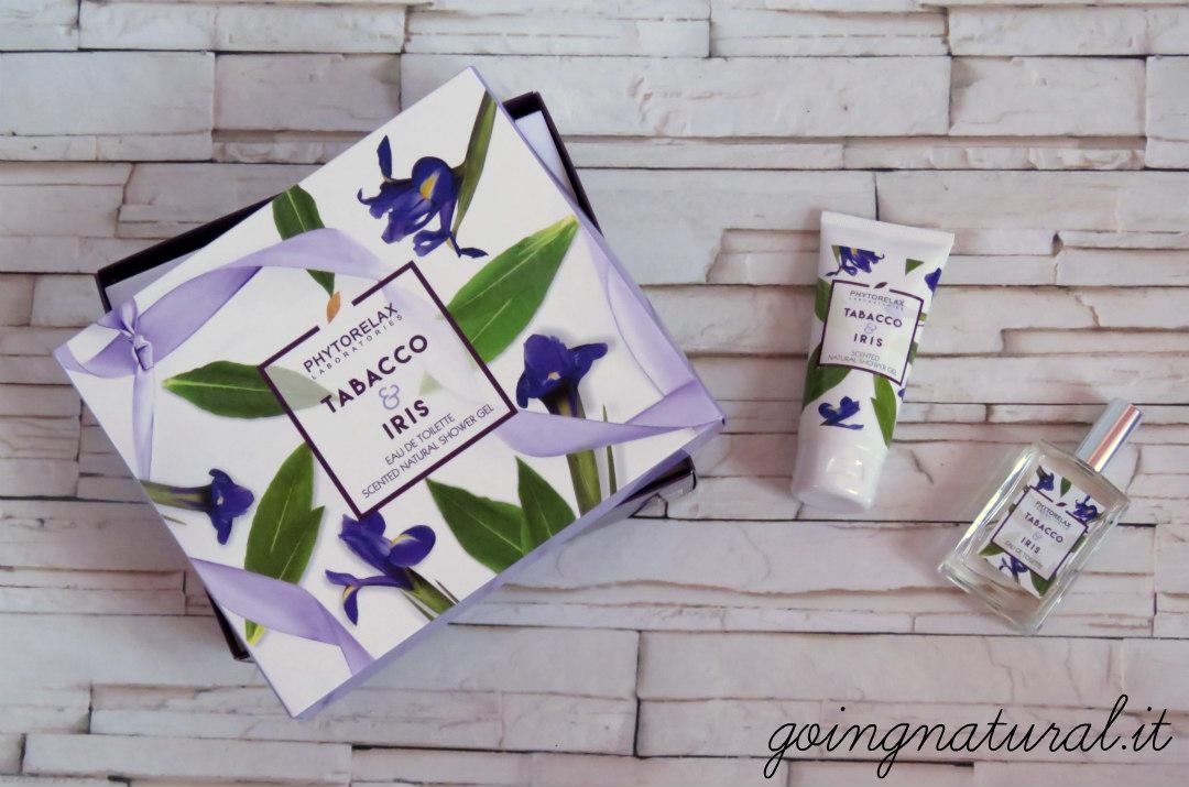 profumi phytorelax tabacco iris
