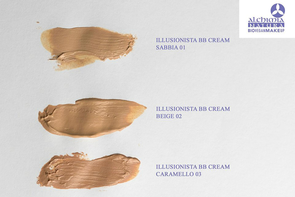 illusionista bb cream alchimia natura