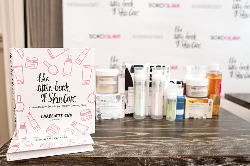 SokoGlam the little book of skincare
