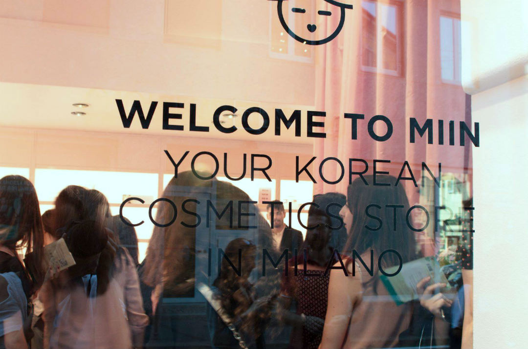 cosmetici coreani online miin