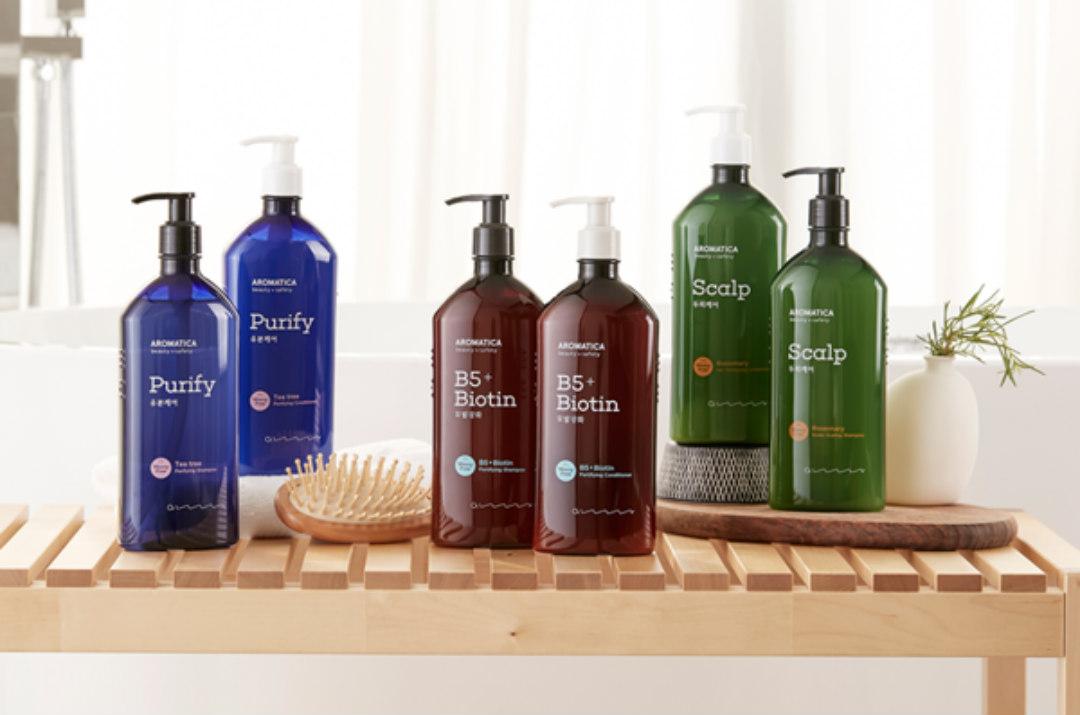 aromatica cosmetics hair care