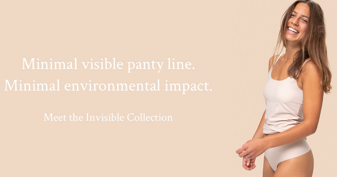 organic basics invisible collection luglio 2018