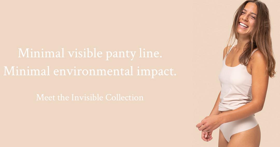 organic basics invisible collection luglio 2018