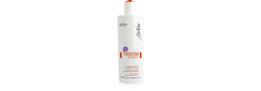 detergente intimo bambina triderm ph7