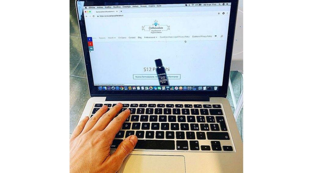 cartazucchero bioprofumeria shop online