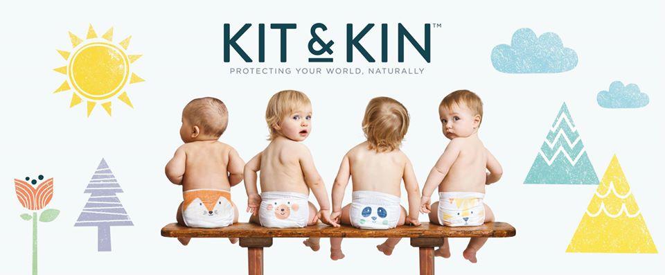 kit & kin pannolini biodegradabili