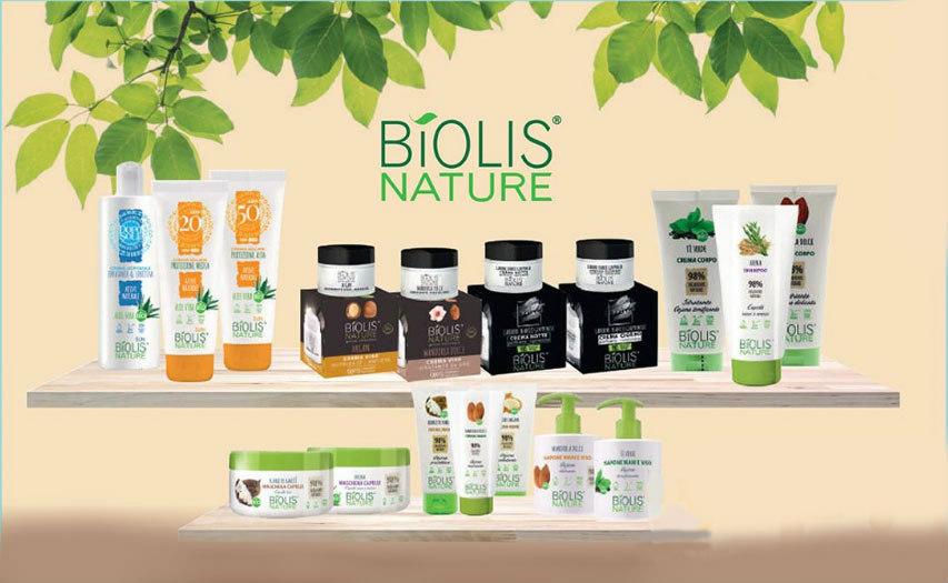 biolis nature linee di prodotto