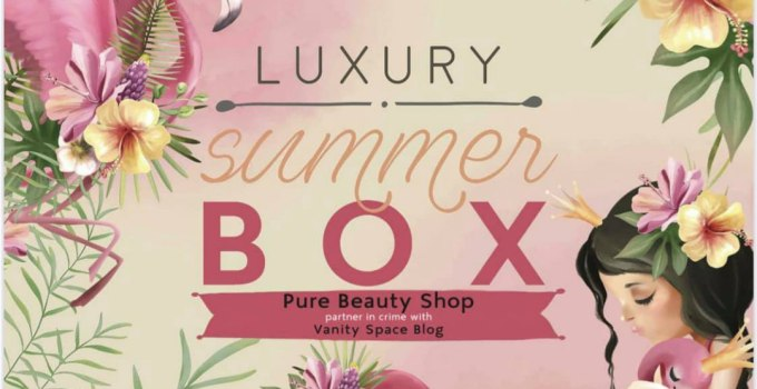 Luxury Summer Box Vanity Space : la mia esperienza ed opinioni