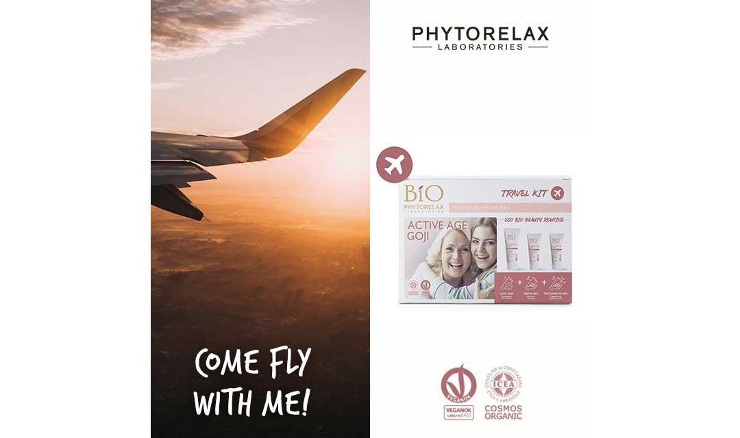 travel kit phytorelax active age goji