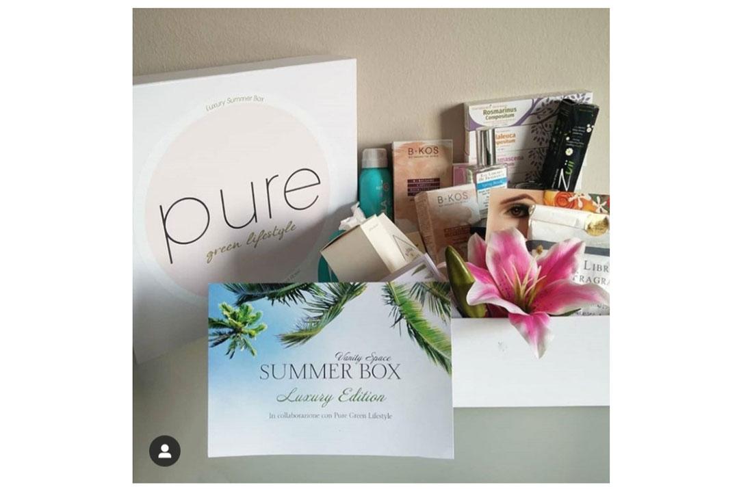 Luxury Summer Box 2018