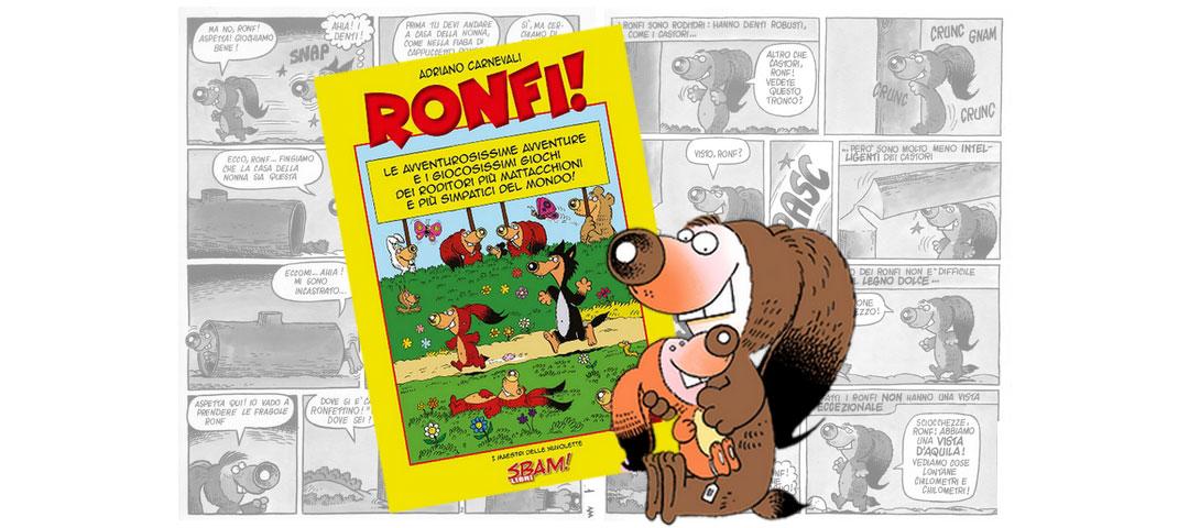 Ronfi! volume edito da Sbam Libri