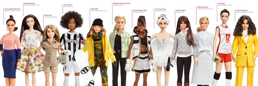 Barbie Sheroes