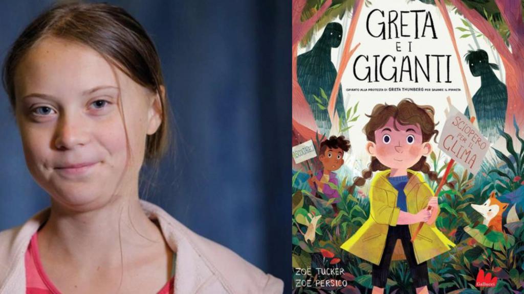 Greta Thunberg libri - Greta e i giganti
