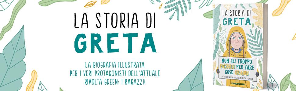 Greta Thunberg libri - La storia di Greta