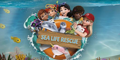 Lego Friends Sea Life Rescue