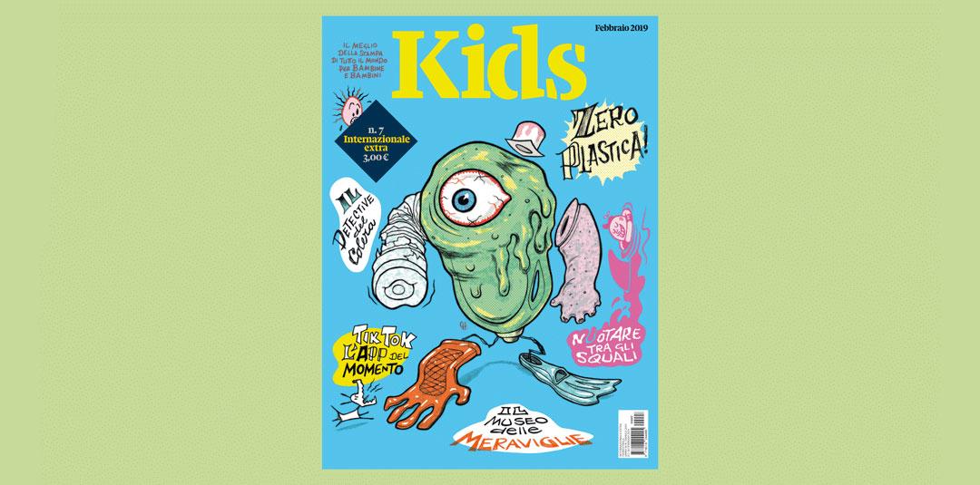 Internazionale Extra Kids 7 Febbraio 2019