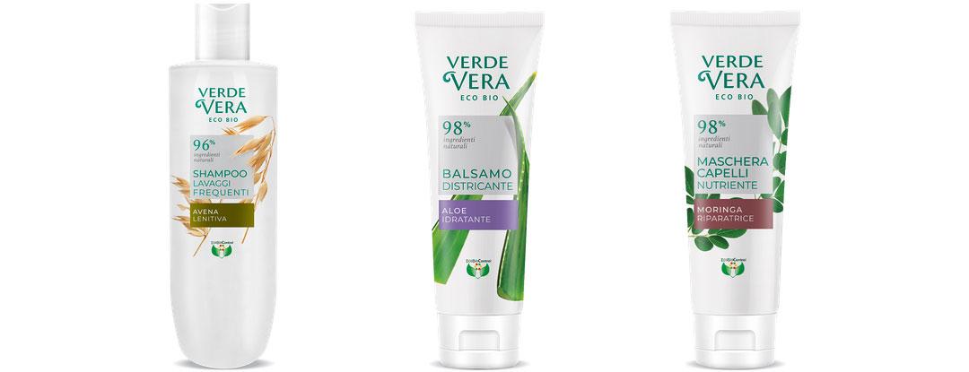 verde vera prodotti capelli