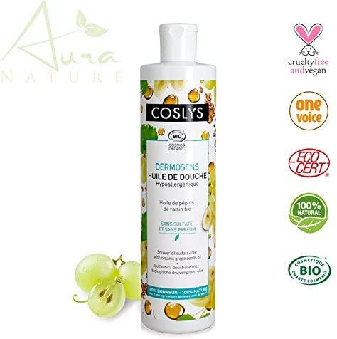 olio doccia dermosens Coslys