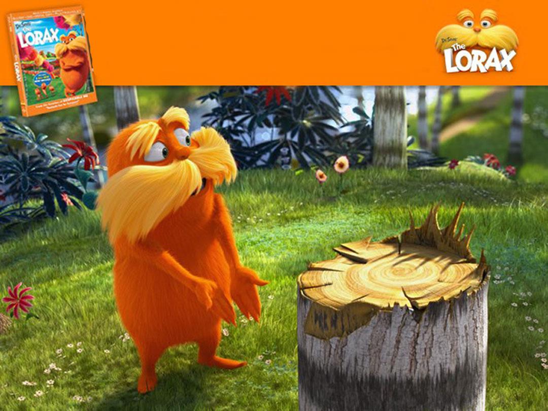 lorax il guardiano della foresta