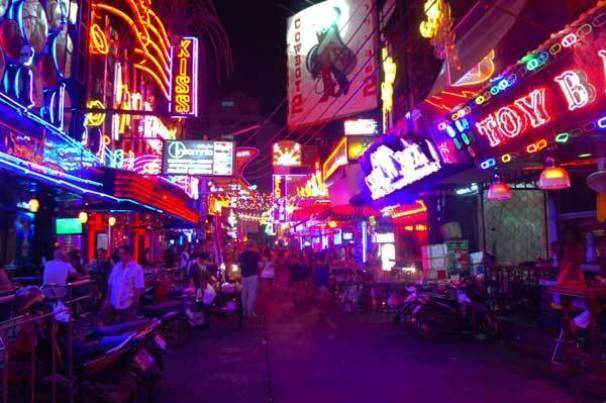 Gay Nightlife in Bangkok