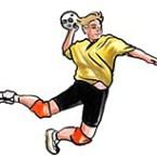 Handbal feminin la Sala Polivalenta
