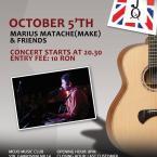 Concert folk – Marius Matache