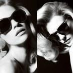 January Jones, nud pentru Versace