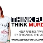 "Top modelul roman Tatiana Marinescu: ""think fur? think murder!"""