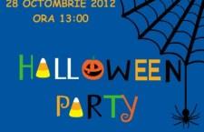Petrecere de Halloween pentru copii