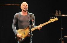 Concert Sting Bucuresti 2013