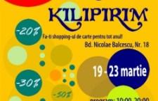 Targul de carte kilipirim – editia 2014