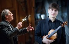 Concert Enescu-Mozart-Richard Strauss – Cristian Mandeal si Vlad Stanculeasa pe scena Salii Radio