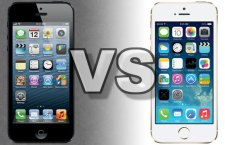Iphone 5 vs Iphone 5s