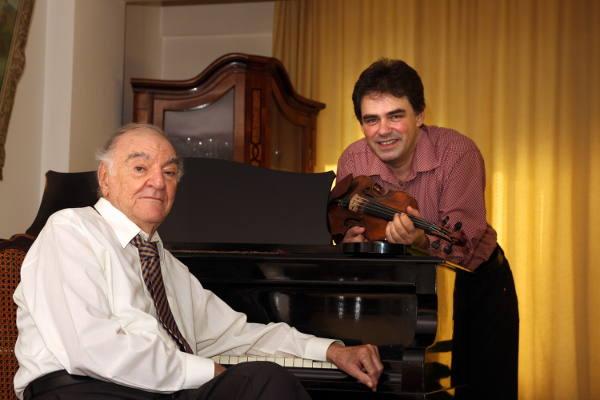 Gabriel Croitoru si Valentin Gheorghiu Beethoven