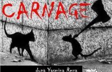 CARNAGE – la Teatrul Rosu